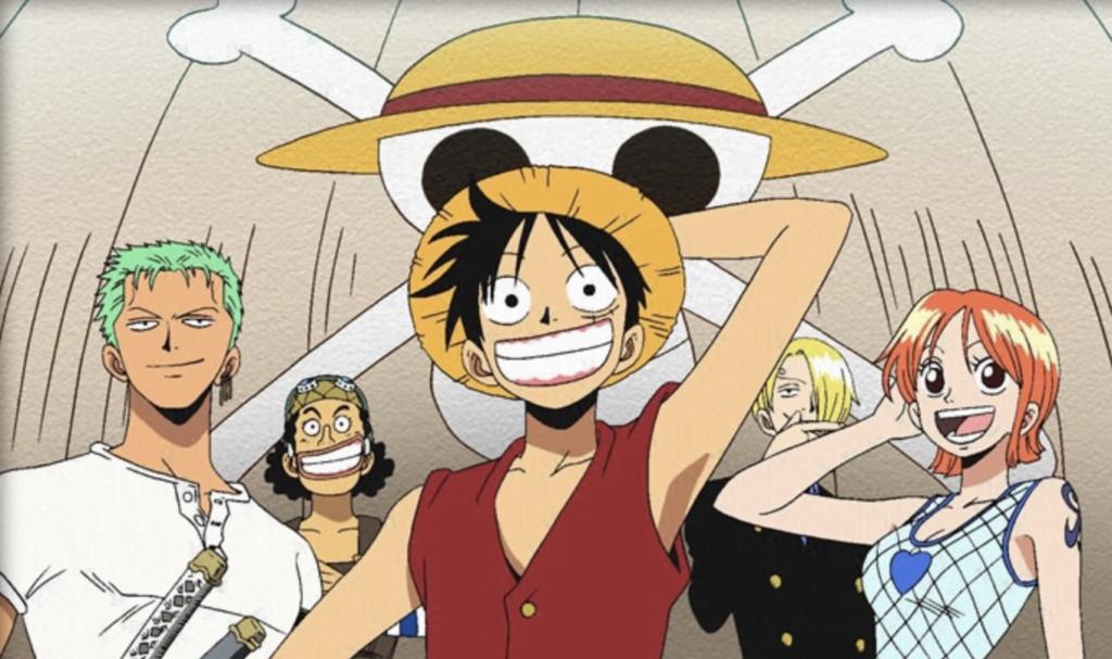 アニメワンピース1話から最新話の動画に関する参考画像